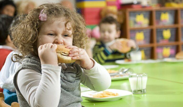 السمنة في مرحلة الطفولة لدى الاطفال : مشكلاتها و كيفية تجنبها